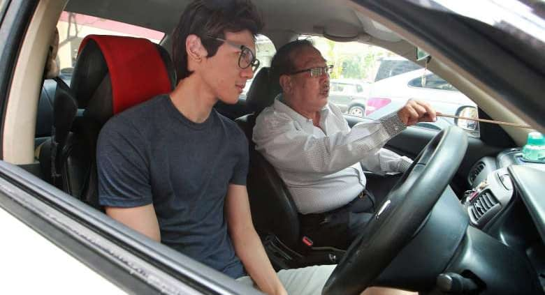 private driving instructor singapore